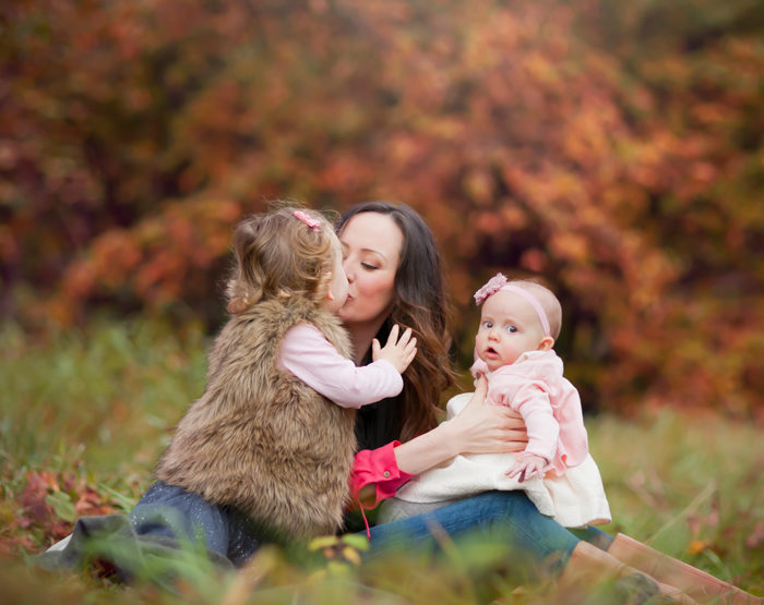 Babes in the mist {South Surrey BC Family Photographer}