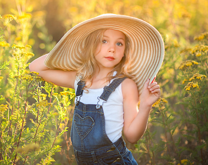 Endless Summer....or not {South Surrey BC Children's Photographer}