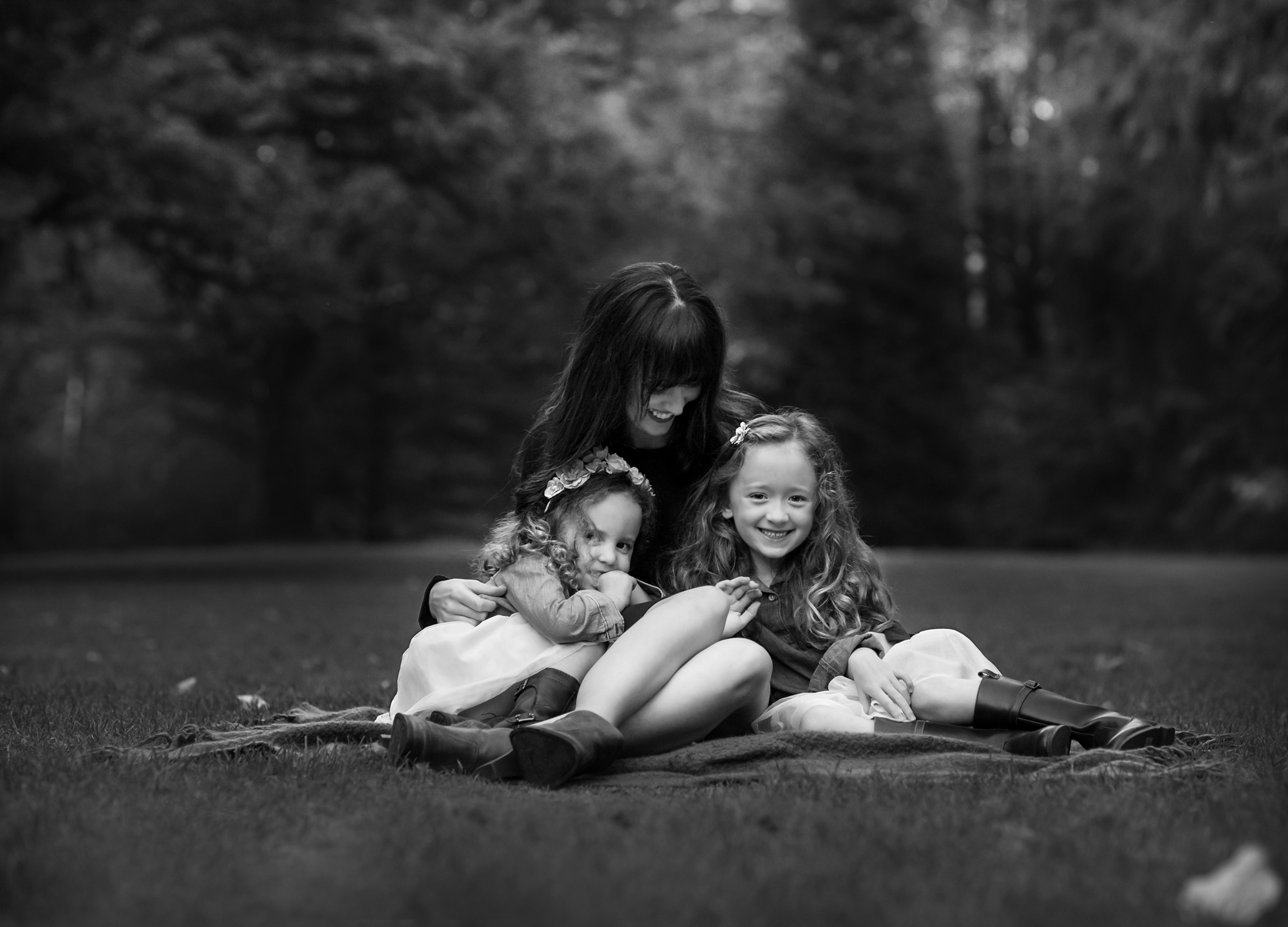 Langley BC family session