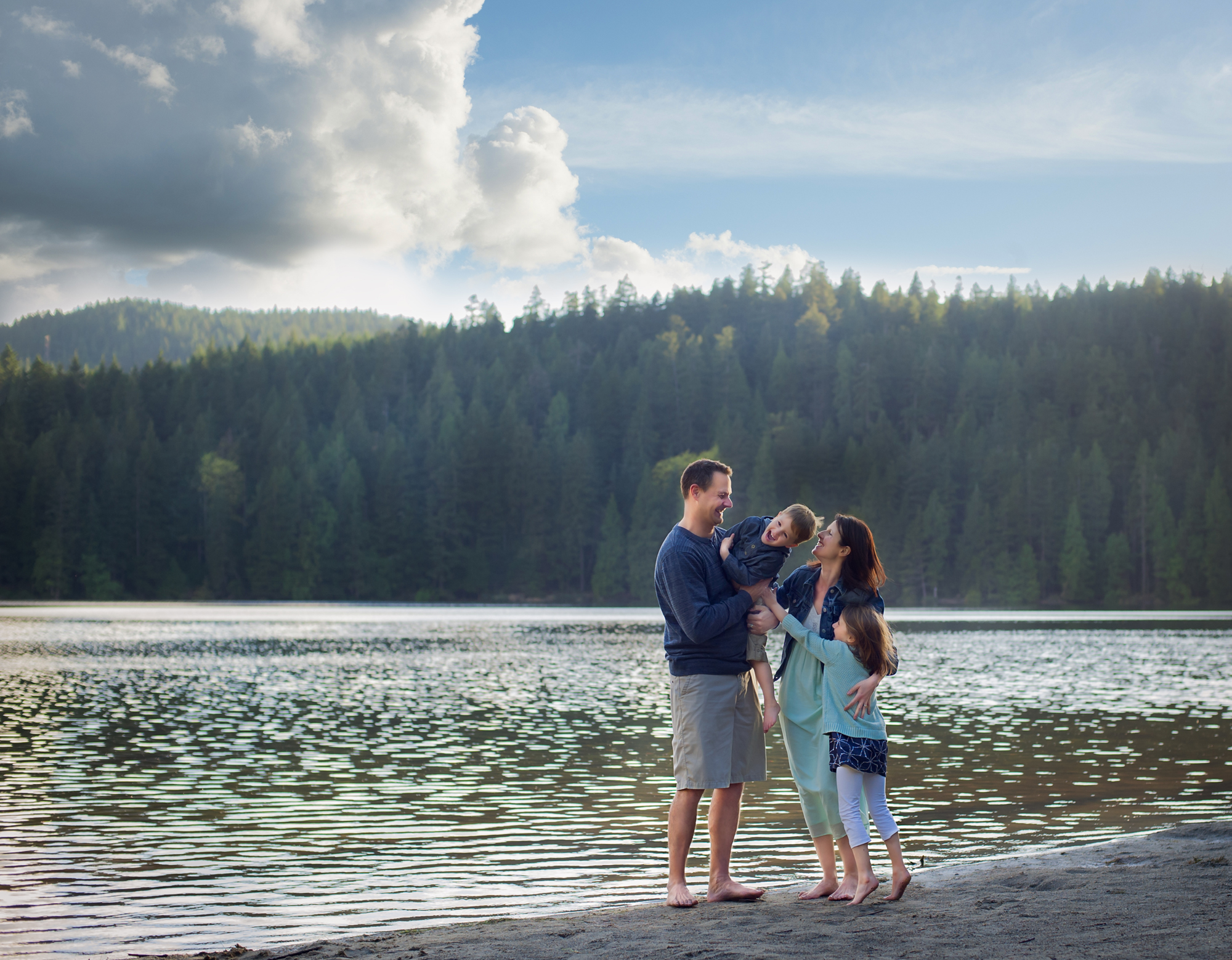 Port Moody BC family session